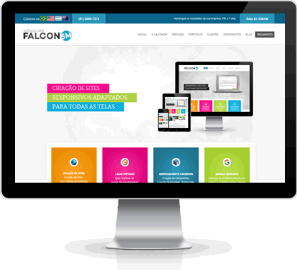Site Falcon5M Desktop